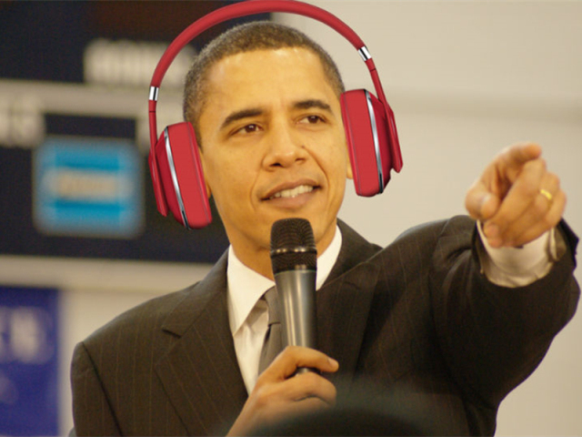 最近闹歌荒?别急,我们有奥巴马