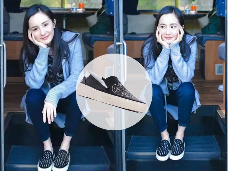 """杨幂穿了""""800次""""的鞋居然是这款!"""