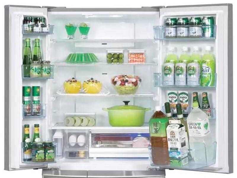 不慎打开日本太太的冰箱后...