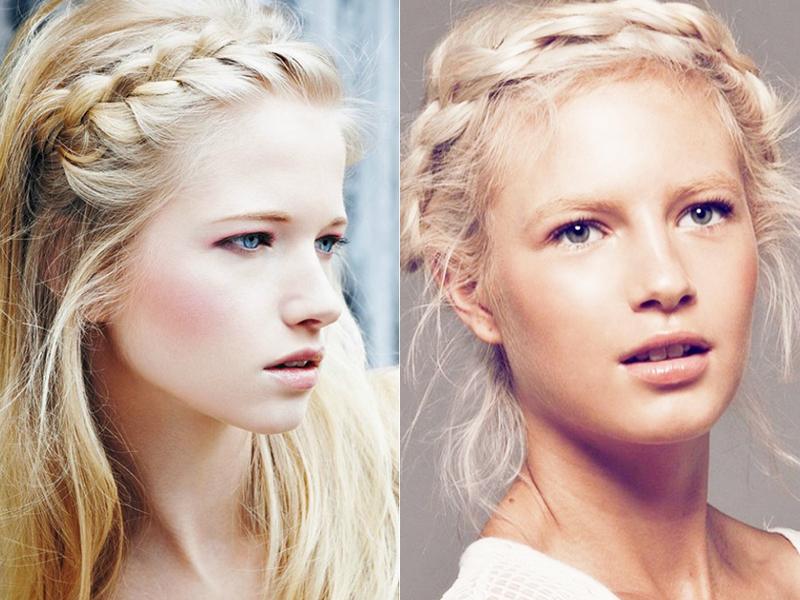 换个这样的发型,你也是夏季女神~