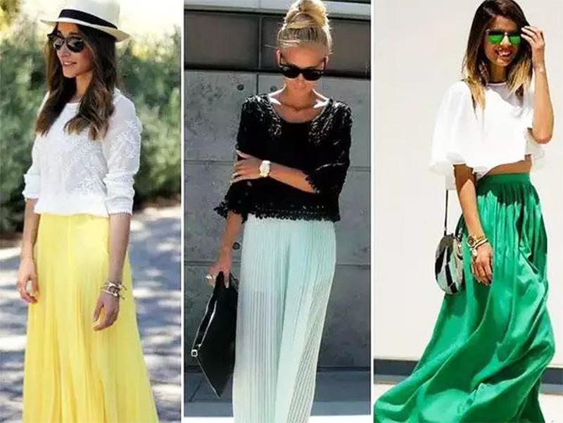 你穿长裙不好看?只要注意这3件事