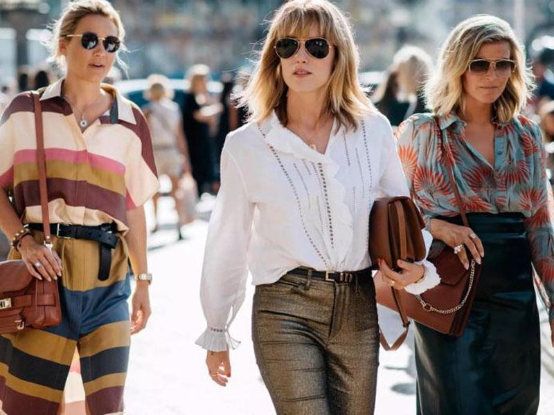 """从哥本哈根时装周开始,教你如何轻快上阵做""""舒适感""""美人"""