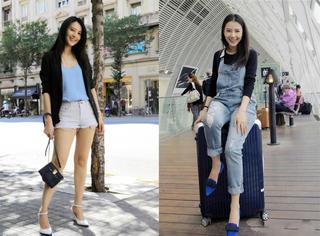 中国最会穿衣的女人,谁说她只会穿连衣裙?