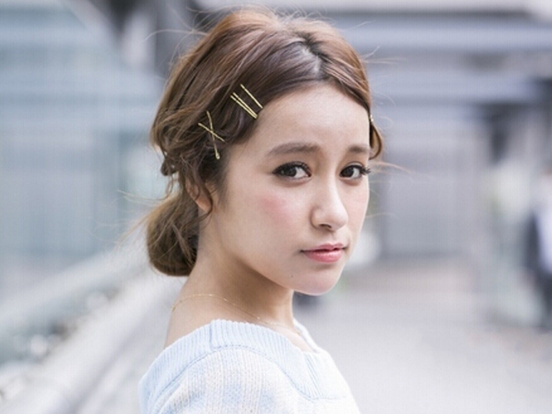 浪漫秋日,低垂丸子头悄然来袭,千万不能错过!!!