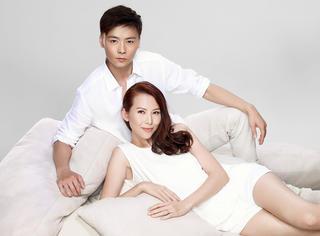 张晋&蔡少芬结婚八周年 | 只要相爱在一起,哪有配与配不上?