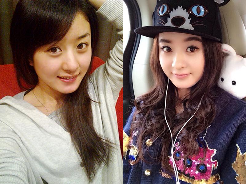 赵丽颖:出道9年,从路人甲到收视女王,一路越走越美