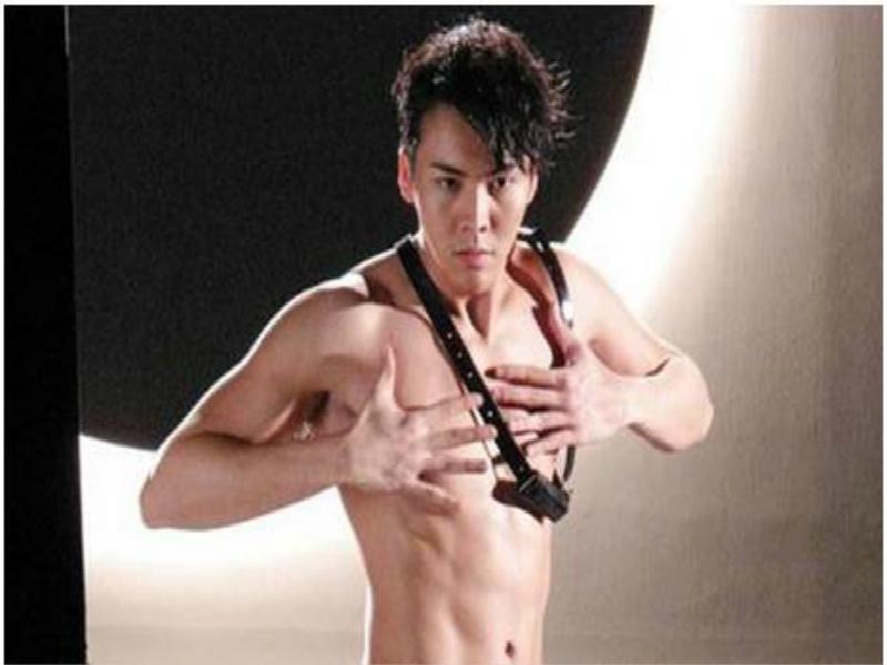被袭胸的不单是刘亦菲,还有大西轰陈伟霆