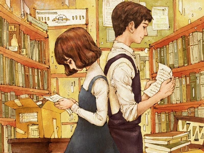 韩国画家笔下最浪漫的青春回忆,也许很多你都经历过...