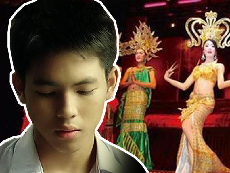 橘子视频丨泰国感人广告~为你瞬间变成男人
