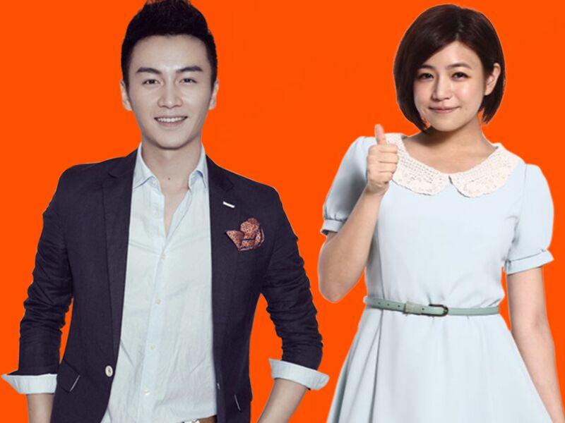 陈晓&陈妍希终于公开了 这种秀恩爱的方式简直甜到苏!