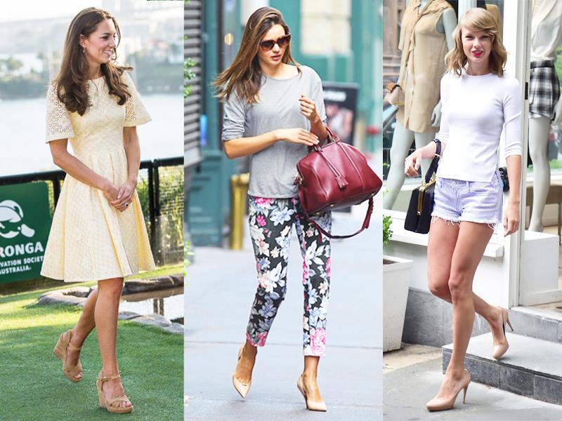 细数让你高瘦美的N种穿鞋方式需要避免的几个误区