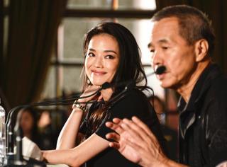 侯孝贤&舒淇15年 | 最好的时光,是和你去拍一部不属于这个时代的电影!