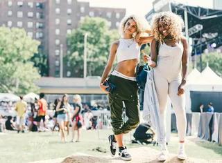 音乐节怎么穿够劲又有味?来看Brooklyn文艺青年们的吸睛造型!