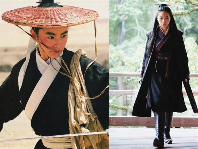 中国电影女侠30年风雨路:聂隐娘,金镶玉和练霓裳的前世今生