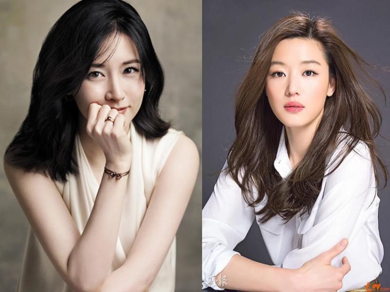韩国一线女星收入大起底 干活儿越少挣钱越多!