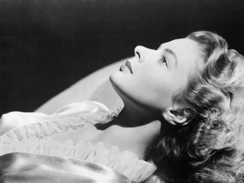 """""""无死角美貌""""她曾是好莱坞最红的女神"""