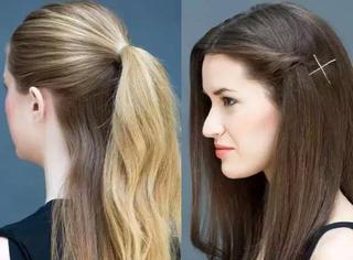 一分钟就能搞定的10款精致实用发型,还不快来试试!