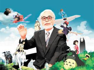 为什么说宫崎骏是最好的配色师?