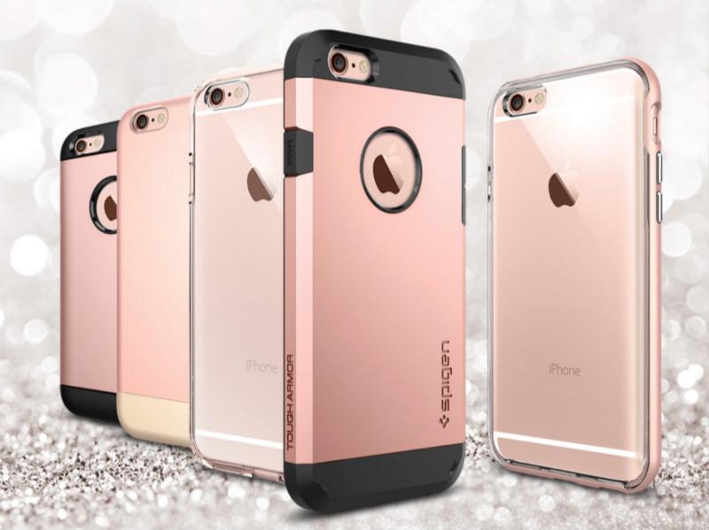 新配色iPhone6S真机提前现身!这颜色感觉要火...