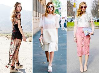 欧美街拍|最时尚的博主Chiara Ferragni 教你演绎初秋装扮