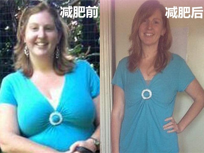 麻麻8个月瘦66公斤,惊得孩子不敢认妈...