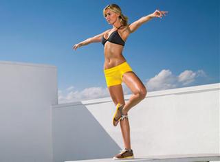 你瘦了   九式瑜伽局部减肥,瘦腰瘦腿提臀又丰胸~~!!