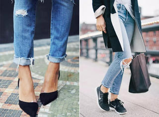 学会这三种卷裤脚法,分分钟裤子变时髦!