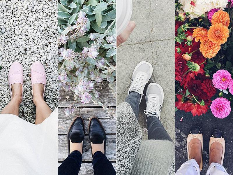 这14双地表最好穿的平底鞋,时尚博主帮你选好了!