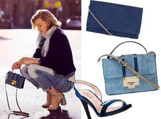 时尚博主Zanita Morgan:不随波逐流的鞋包品味,换季必备的心机Look