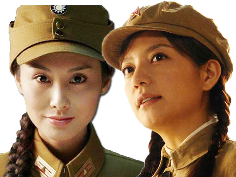 扒一扒 | 这些年演过女兵的女明星!