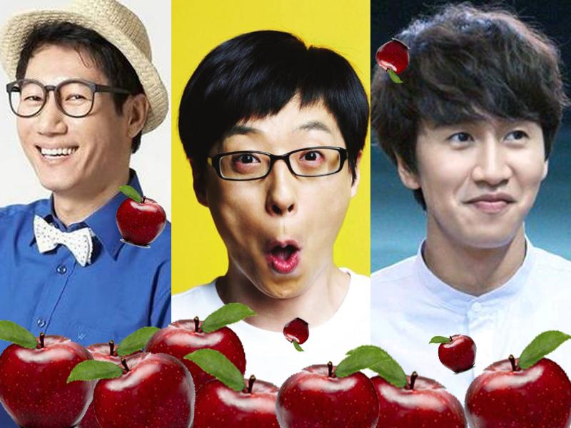 橘子视频 | 刘在石 李光洙 池石镇齐唱小苹果 还能唱的再好一点么!
