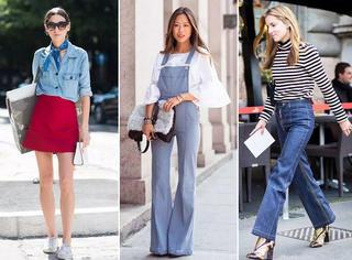 只要穿这几种普通的衣服,法国人就会夸你时髦