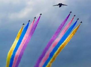 中国阅兵 | 我在北京看灰机!骄傲!沸腾!