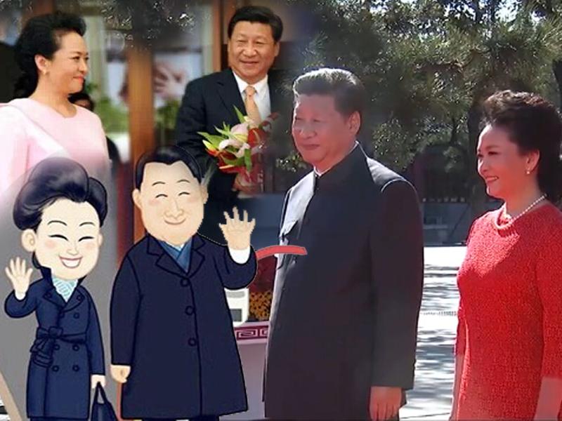 今天,他们是中国最美的一对儿…