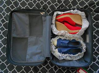 出差或旅游行李箱打包节省空间的实用技巧,衣服再也不用担心装不下了!