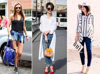 旧衣新穿!用这5招,时尚感增加100%!