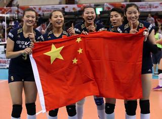 11年后,第八个世界冠军!牛逼,中国姑娘们!