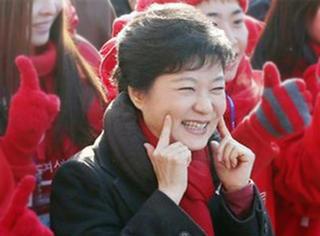 砍价、淘货、逛小吃,韩国总统朴槿惠又萌又亲民!