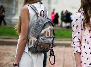 我们常见的这几个双肩包都是什么牌子的?