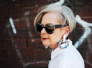 Lyn Slater | 女人都该像她一样,时尚到老!