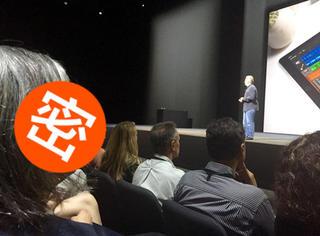 苹果发布会上,亚洲唯一受邀VIP居然是他们!