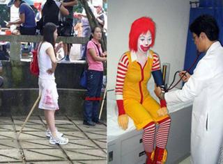 19张图带你瞅瞅奇怪的亚洲人,不看不知道,一看吓你好几跳!