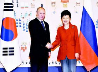 为了让普京和朴槿惠在一起,中国网民真是操碎了心……
