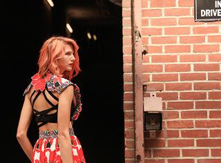 纽约时装周独家街拍 | Polo Ralph Lauren秀场外的达人们都穿什么!