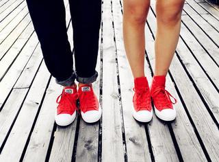 图解帆布鞋的七种时尚鞋带系法,新技能get!
