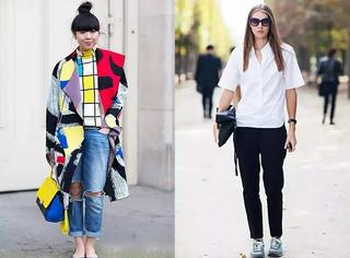 如果 | 时尚分为两大类,你是哪一类呢?