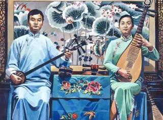 那个英国皇家水彩协会主席,谁让你把中国画得这么美!!!