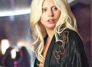 Lady Gaga不好好唱歌跑去拍戏,正常起来美出新高度