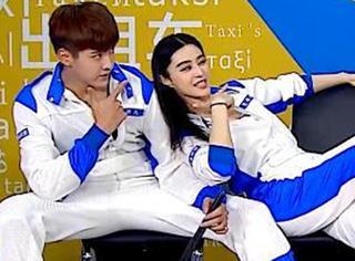 """即使面对吴亦凡和李晨,范冰冰依然是最""""帅""""的!"""