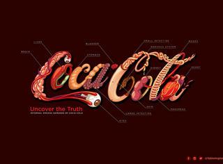 """一张""""logo""""告诉你可乐都在危害你的哪些器官!看完保证不敢再喝了"""